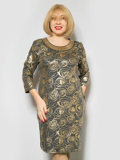Сукня в принт LibeAmore 4839513
