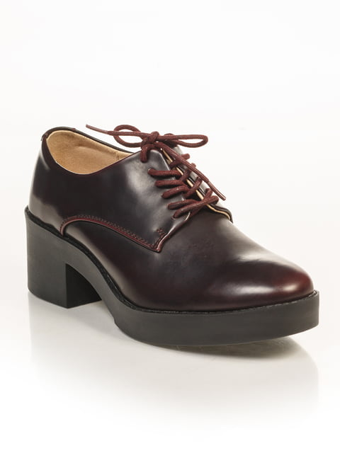 Туфли черные Springfield 2992543