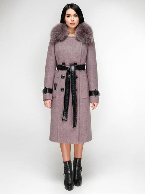 Пальто сиреневое Favoritti 4828125