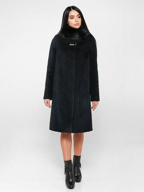 Пальто чорне Favoritti 4828133