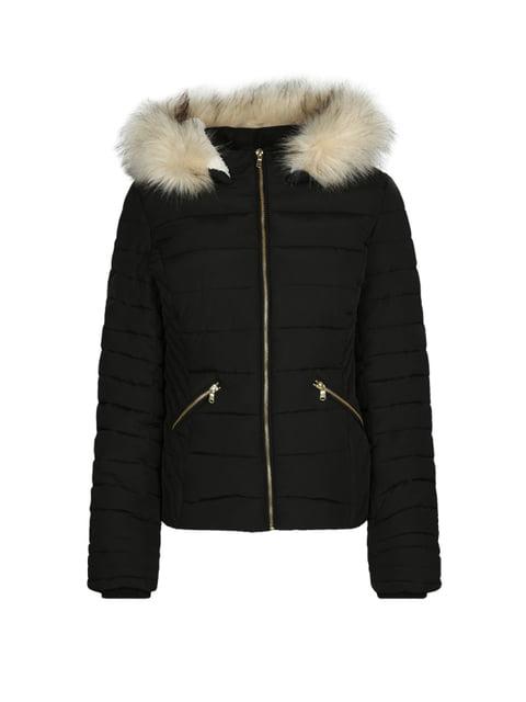 Куртка чорна Tally Weijl 4714664