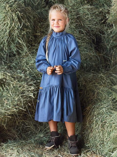 Сукня-сорочка графітового кольору I AM 4840200