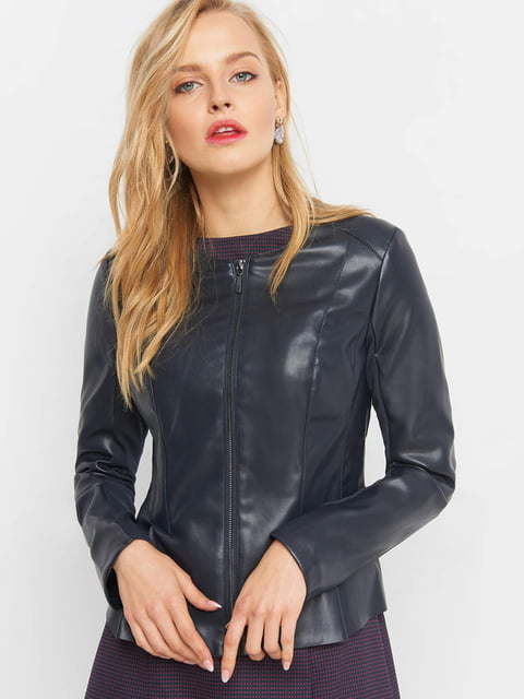 Куртка темно-синяя Orsay 4836754