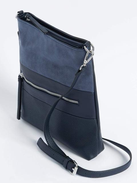 Сумка синяя Orsay 4836760
