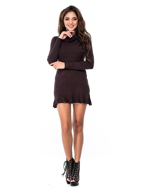 Платье коричневое Magnet 4716972