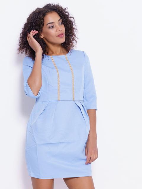 Платье голубое Magnet 4811654
