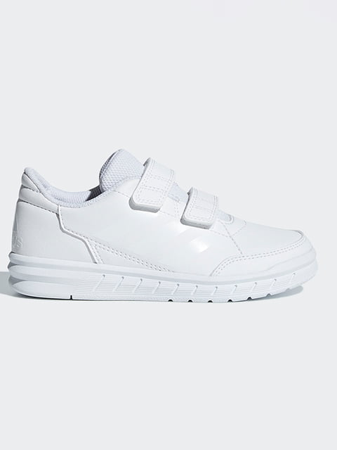 Кроссовки белые Adidas 4829691