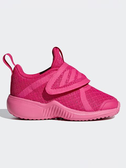 Кроссовки малинового цвета Adidas 4836413