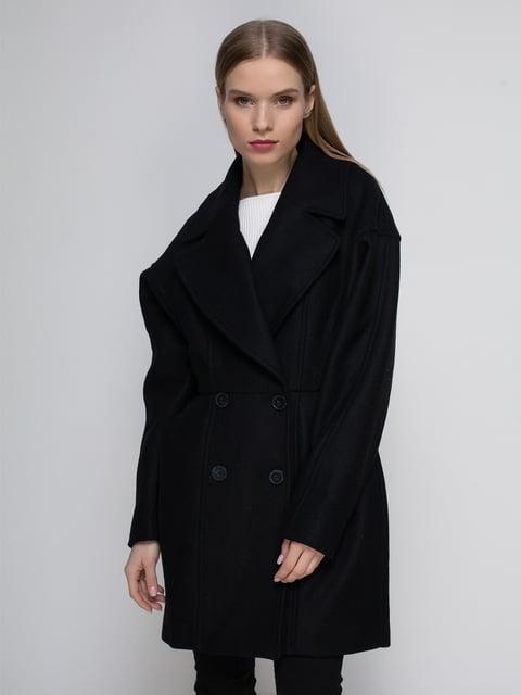Пальто черное H&M 3612713