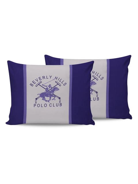 Наволочки (50х70 см; 2 шт.) Beverly Hills Polo Club 4842727