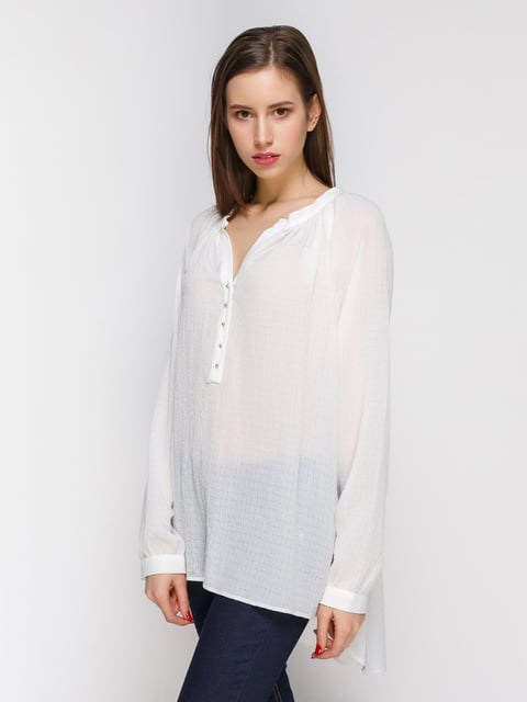 Блуза біла Mango 2350960