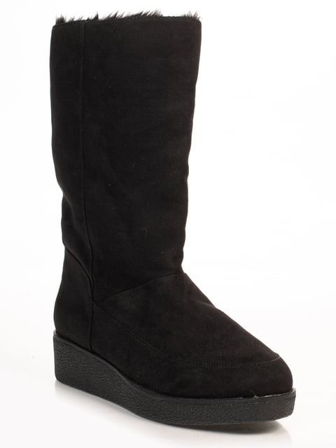 Сапоги черные H&M 4777637