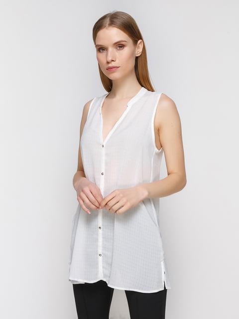Блуза біла Mango 2350950