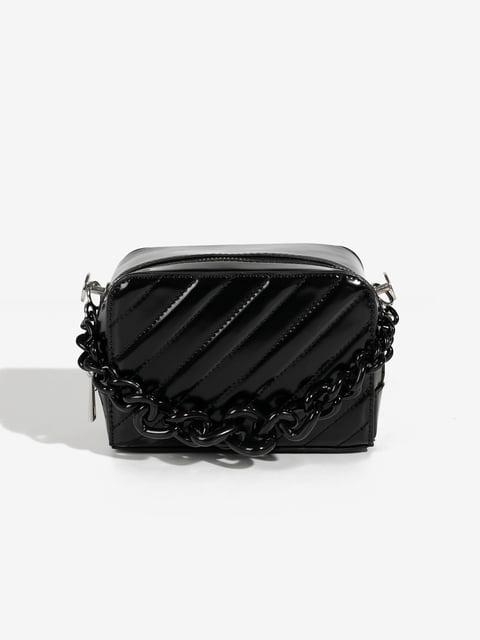 Сумка черная Parfois 4831616