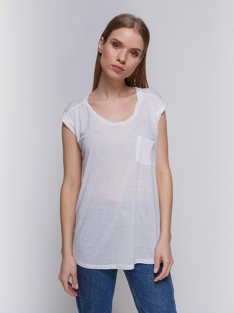 Блуза біла Mango 1943411