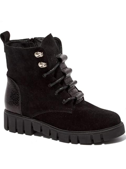 Ботинки черные Kluchini 4854748