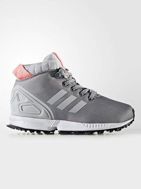 Кросівки сірі Adidas 4711065