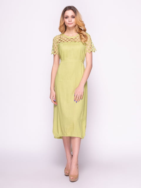 Сукня фісташкового кольору RUTA-S 4855859