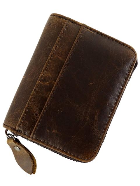 Картхолдер темно-коричневый Traum 4859254