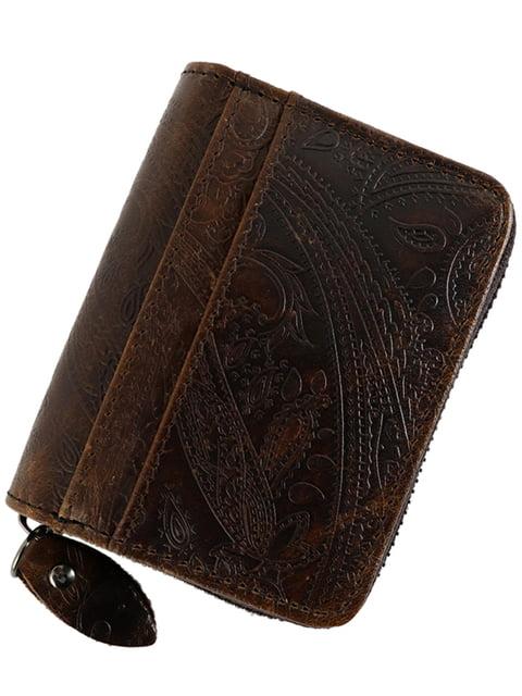 Картхолдер темно-коричневый Traum 4859255