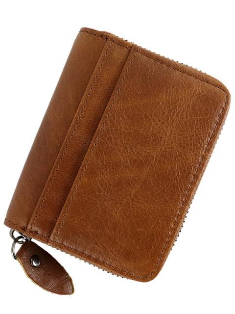 Картхолдер коричневый Traum 4859256