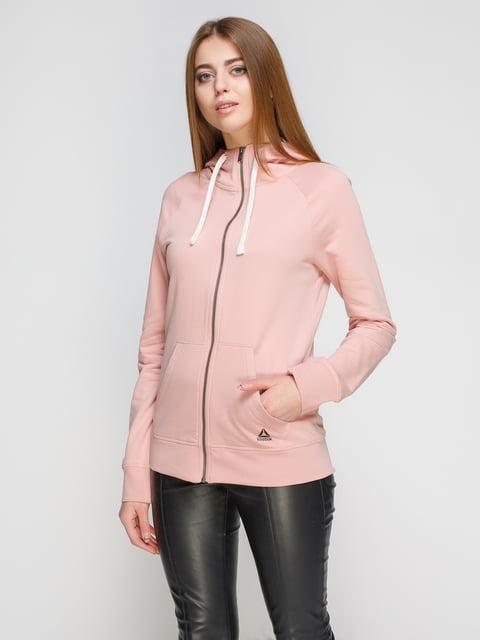 Толстовка розовая Reebok 4221456