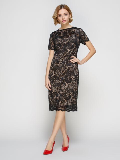 Сукня чорна My Monday 3544652