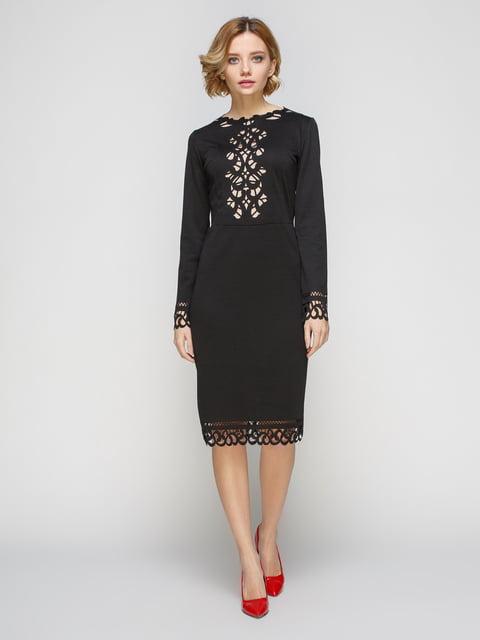 Сукня чорна My Monday 3045963