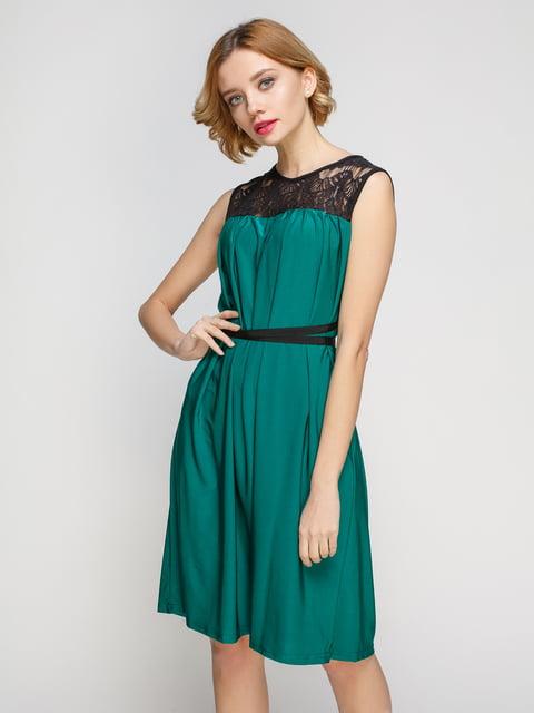 Сукня смарагдового кольору My Monday 3182288