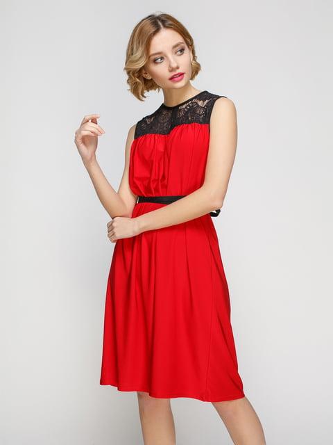 Сукня червона My Monday 3182289