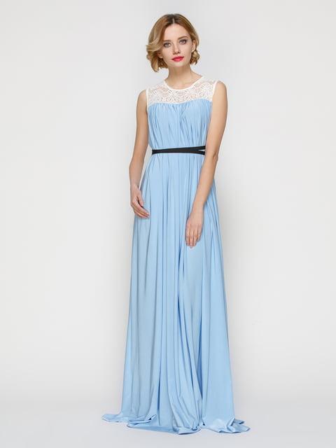 Сукня блакитна My Monday 3182291