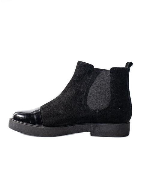Ботинки черные Kluchini 4825792