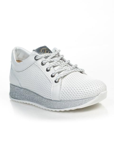 Кросівки білі Maurizi 4843083