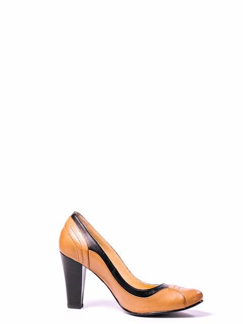 Туфли двухцветные Edeo 4860278