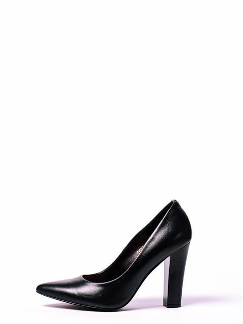 Туфли черные Sala 4860307