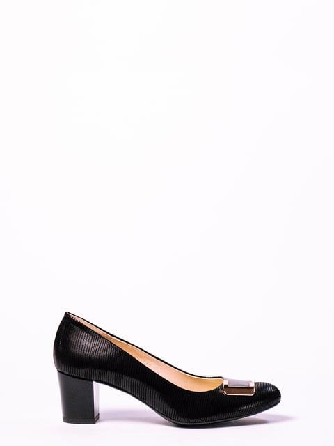 Туфлі чорні Stillo 4860311