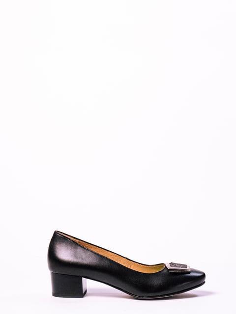Туфли черные Steizer 4860321