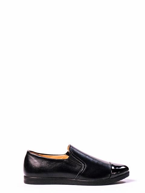 Туфли черные Kluchini 4860343