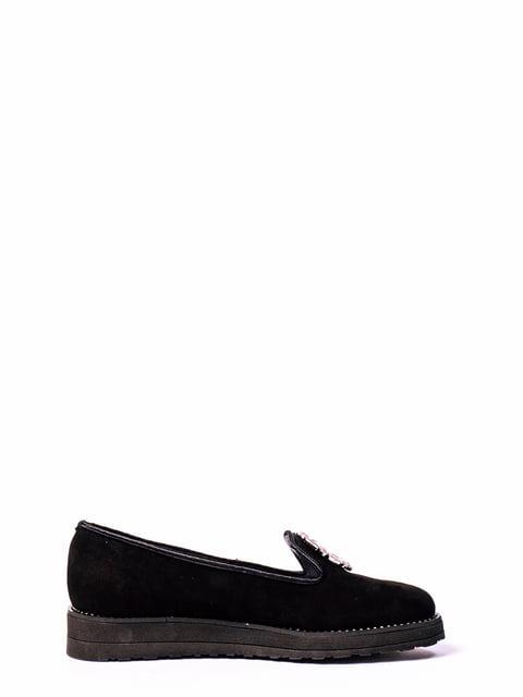 Туфли черные Kluchini 4860355