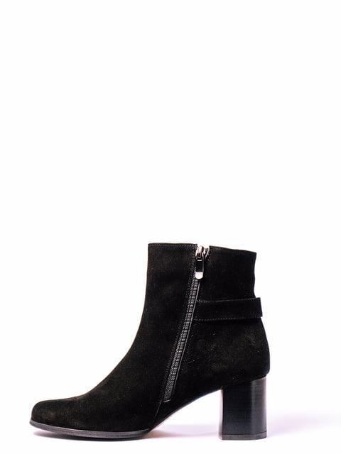 Ботинки черные Kluchini 4860360