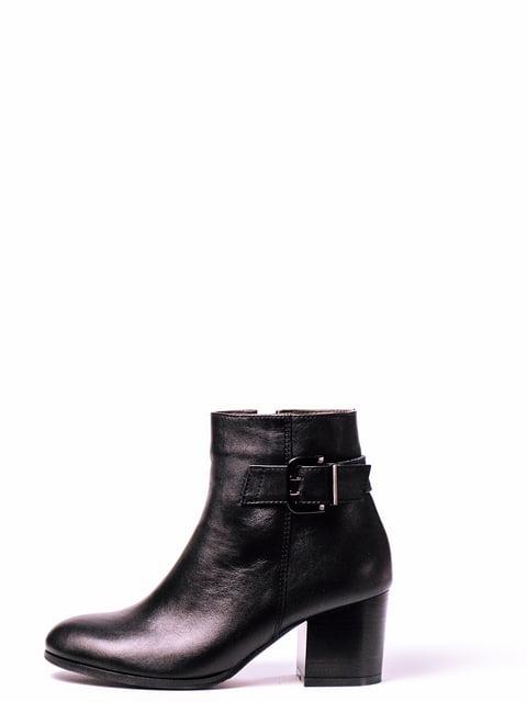 Ботинки черные Kluchini 4860362