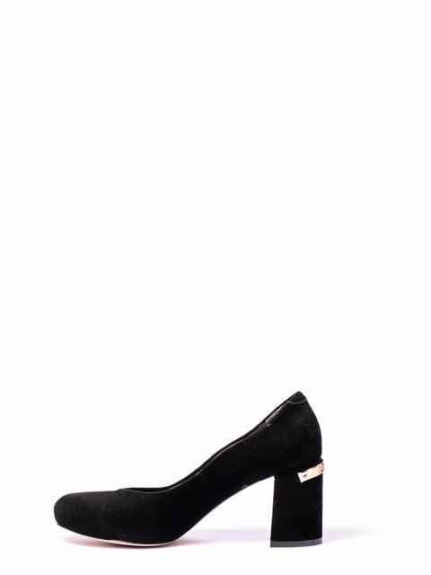 Туфли черные Kluchini 4860363