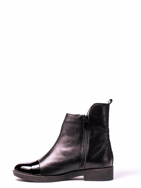 Ботинки черные Kluchini 4860365