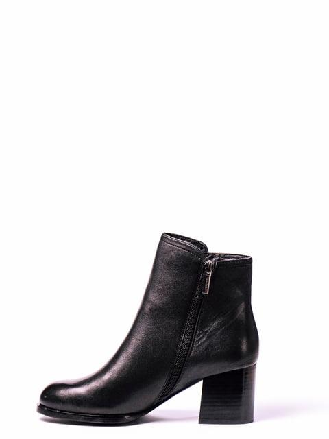 Ботинки черные Varanese 4860379