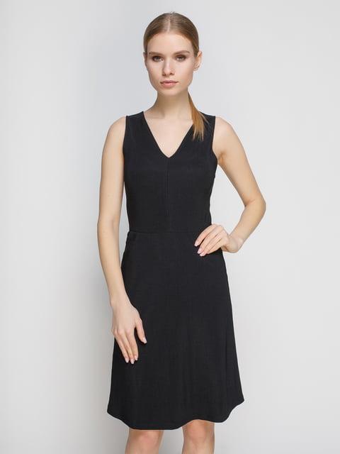 Сукня чорна Mango 4840413