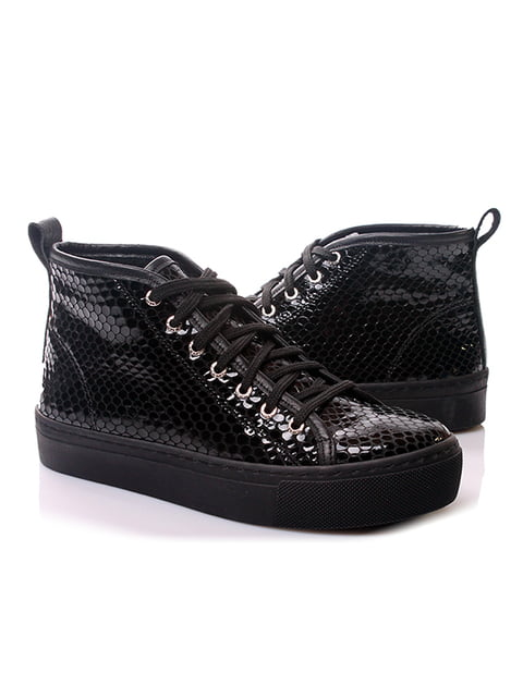 Ботинки черные Viscala 4861246