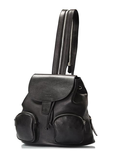 Рюкзак черный guzini 4860841