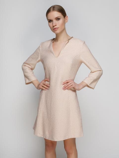 Сукня золотиста Mango 4790089