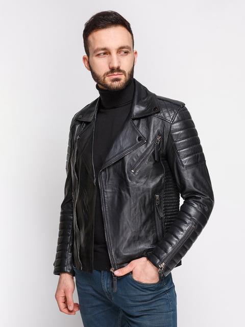 Куртка чорна Giorgio di Mare 3993037