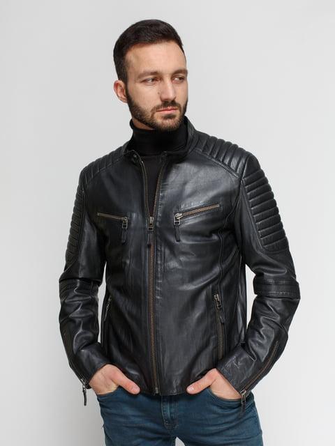 Куртка чорна GDM 4840098